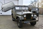 Kaiser CJ5 Jeep Swiss Army 1967 - Gerestaureerd - Te Koop ,For Sale, Zum Verkauf